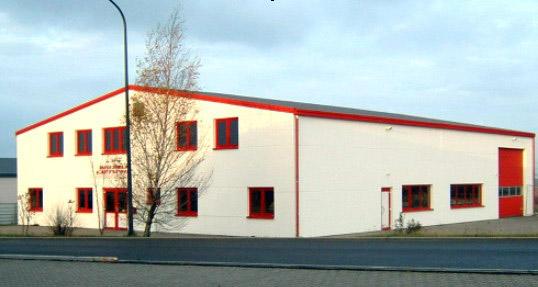 Dischner-Kartsport-Halle