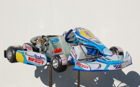 TOP-Kart Dreamer mit ROK GP Motor